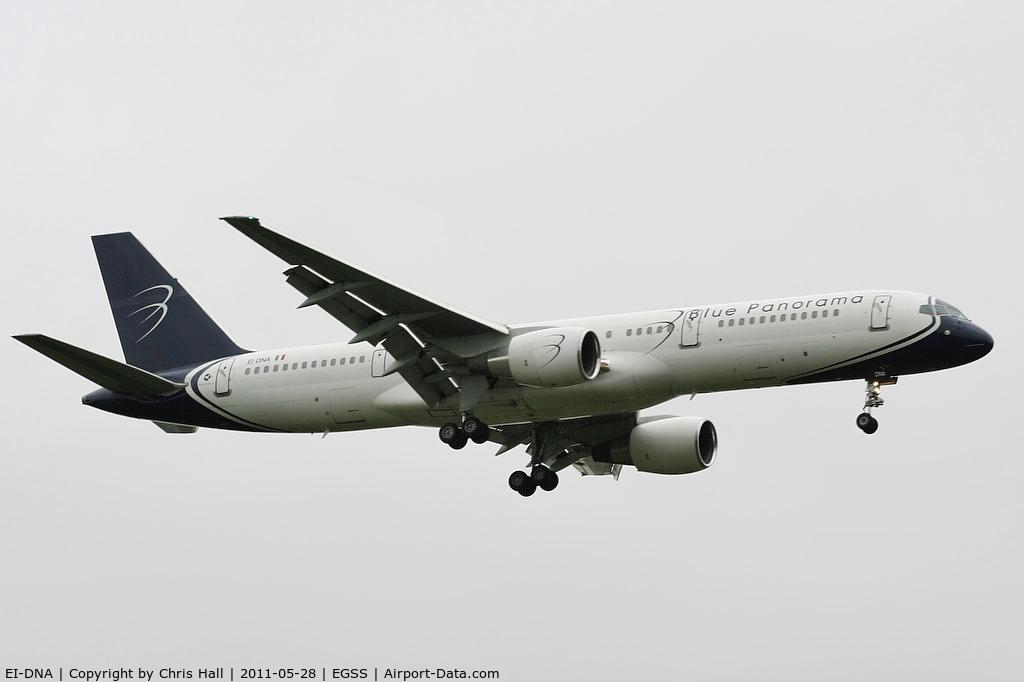 EI-DNA, 1997 Boeing 757-231 C/N 28483, Blue Panorama