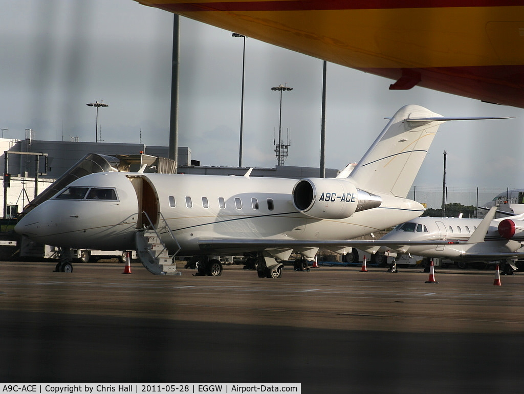 A9C-ACE, 2010 Bombardier Challenger 605 (CL-600-2B16) C/N 5778, TAG Aviation Bahrain