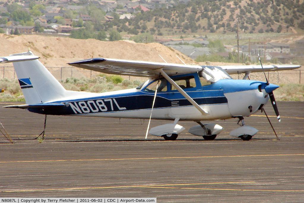 N8087L, 1967 Cessna 172H Skyhawk C/N 17256287, 1967 Cessna 172H, c/n: 17256287