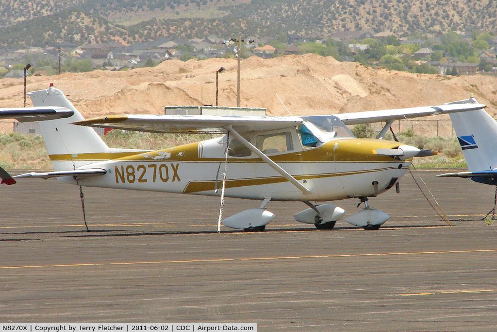 N8270X, 1961 Cessna 172C Skyhawk C/N 17248770, 1961 Cessna 172C, c/n: 17248770