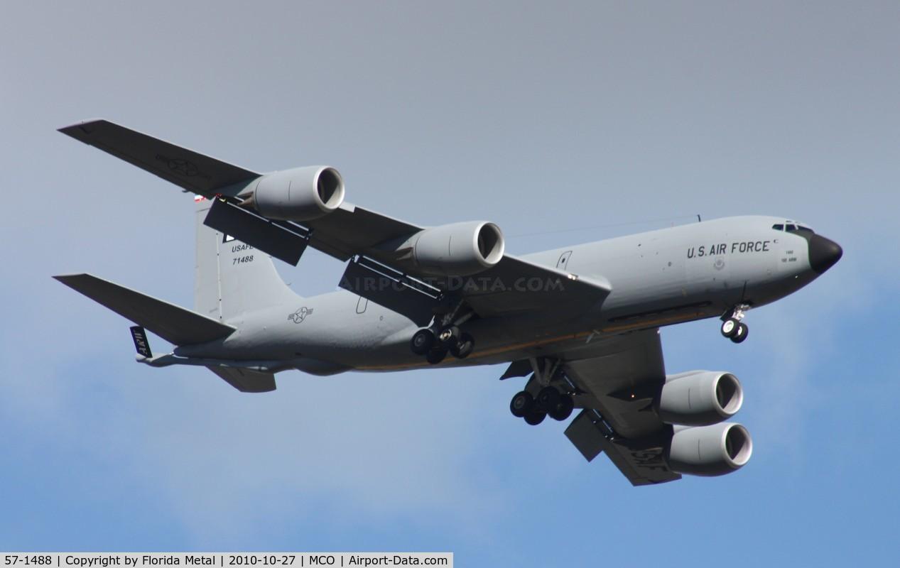 57-1488, 1957 Boeing KC-135R Stratotanker C/N 17559, KC-135R