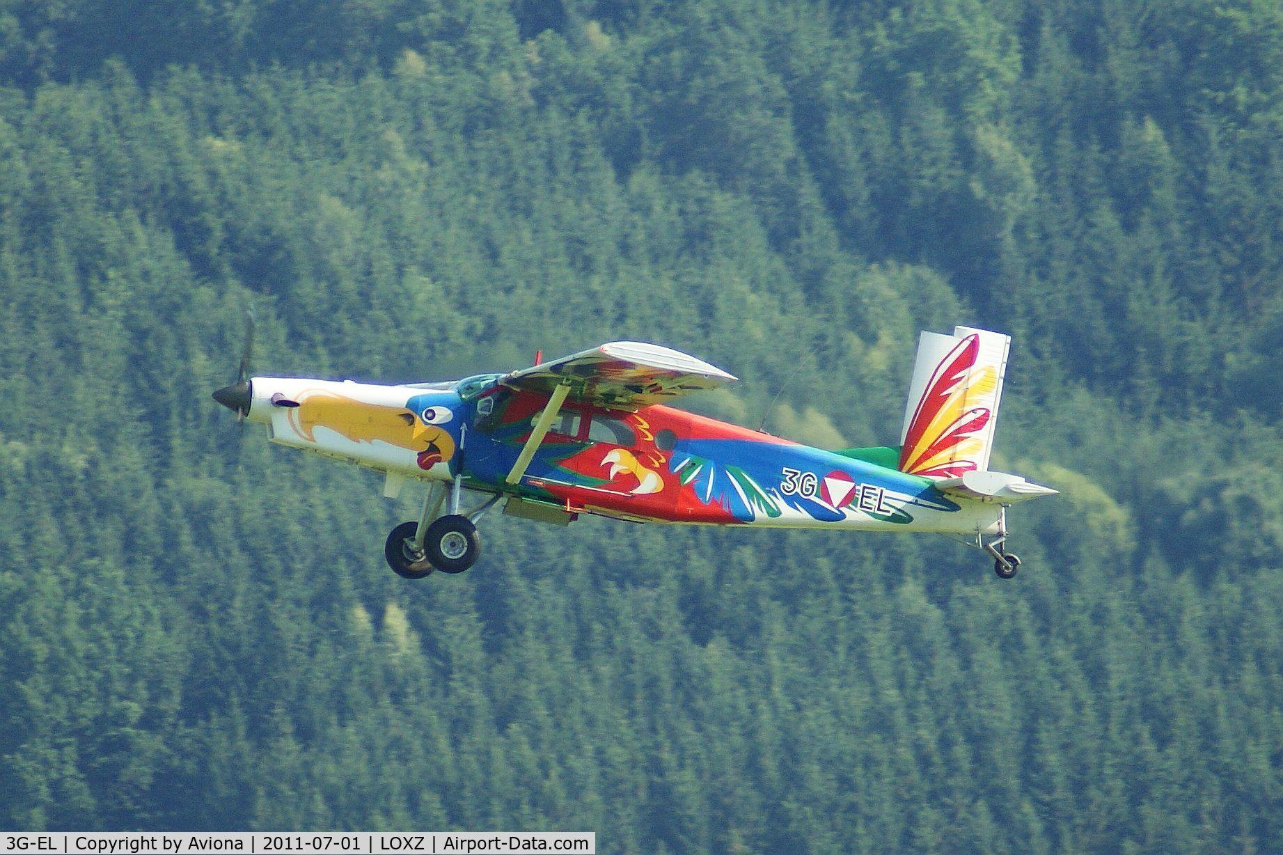 3G-EL, 1976 Pilatus PC-6/B2-H2 Turbo Porter C/N 777, 3G-EL @ LOXZ