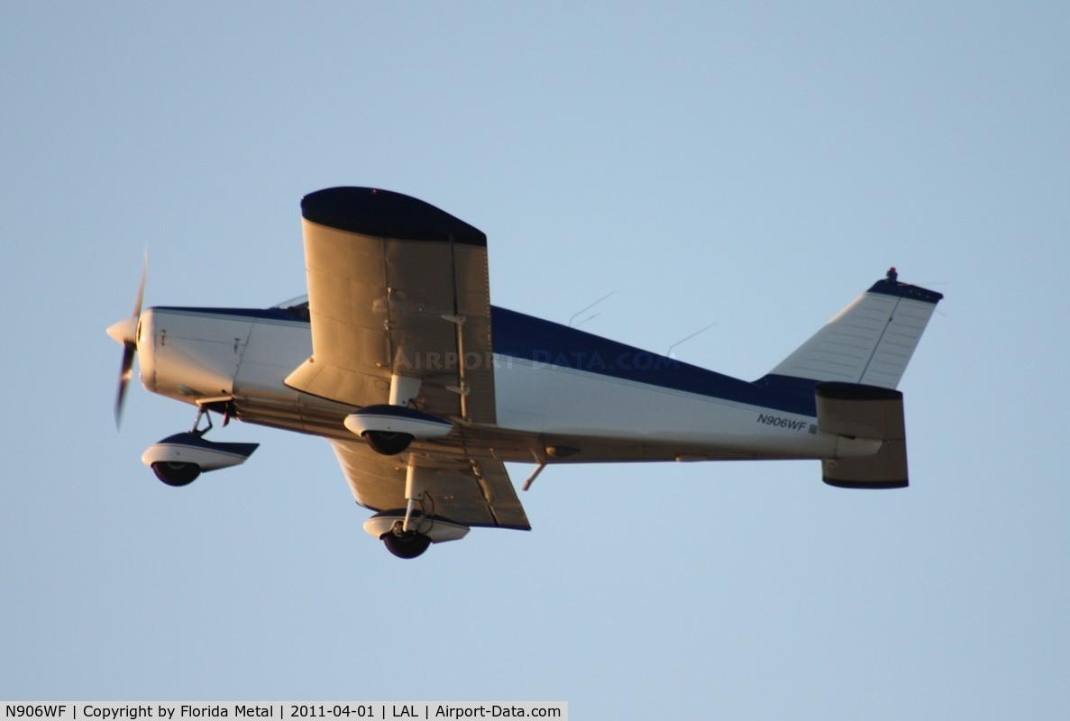N906WF, 1971 Piper PA-28-140 C/N 28-7125163, PA-28-140