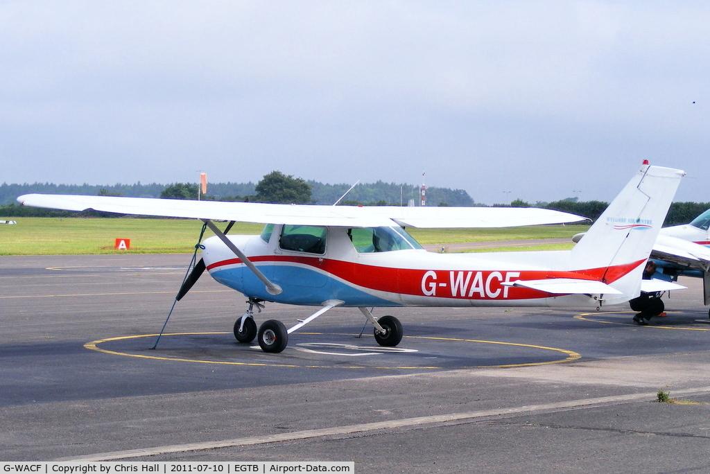 G-WACF, 1980 Cessna 152 C/N 152-84852, Wycombe Air Centre Ltd
