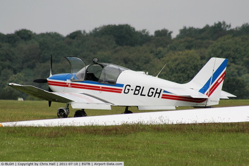 G-BLGH, 1971 Robin DR-300-180R C/N 570, Booker Gliding Club
