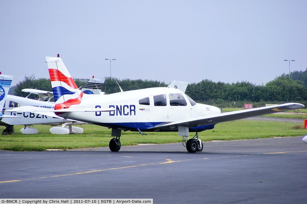 G-BNCR, 1980 Piper PA-28-161 Cherokee Warrior II C/N 28-8016111, Airways Flying Club