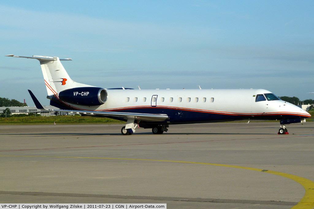 VP-CHP, 2004 Embraer EMB-135BJ Legacy C/N 14500802, visitor