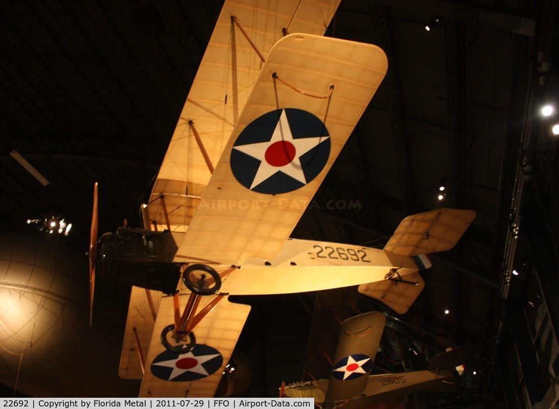 22692, 1917 Standard J-1 C/N 1141, Standard J-1