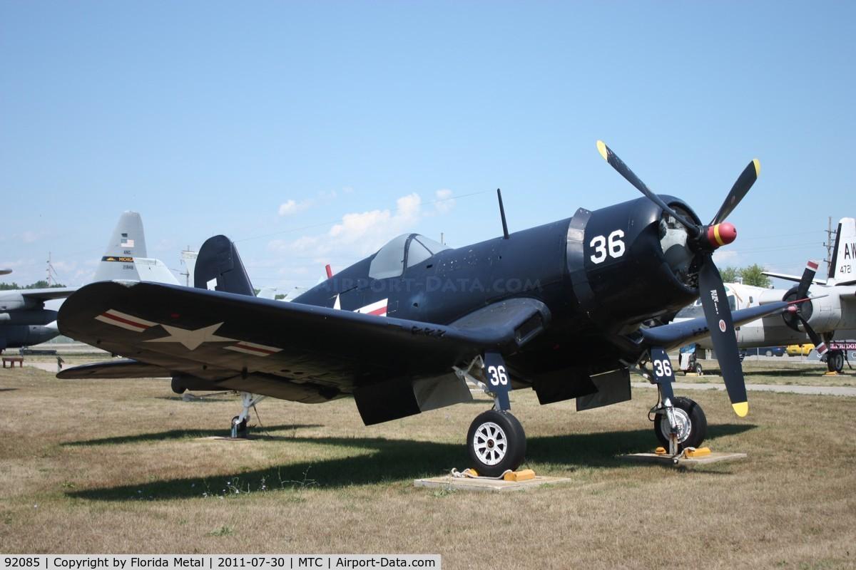 92085, Goodyear FG-1D Corsair C/N 3346, FG-1D Corsair