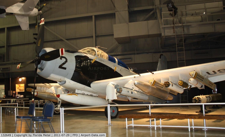 132649, 1952 Douglas A-1E Skyraider C/N 9506, A-1E Skyraider