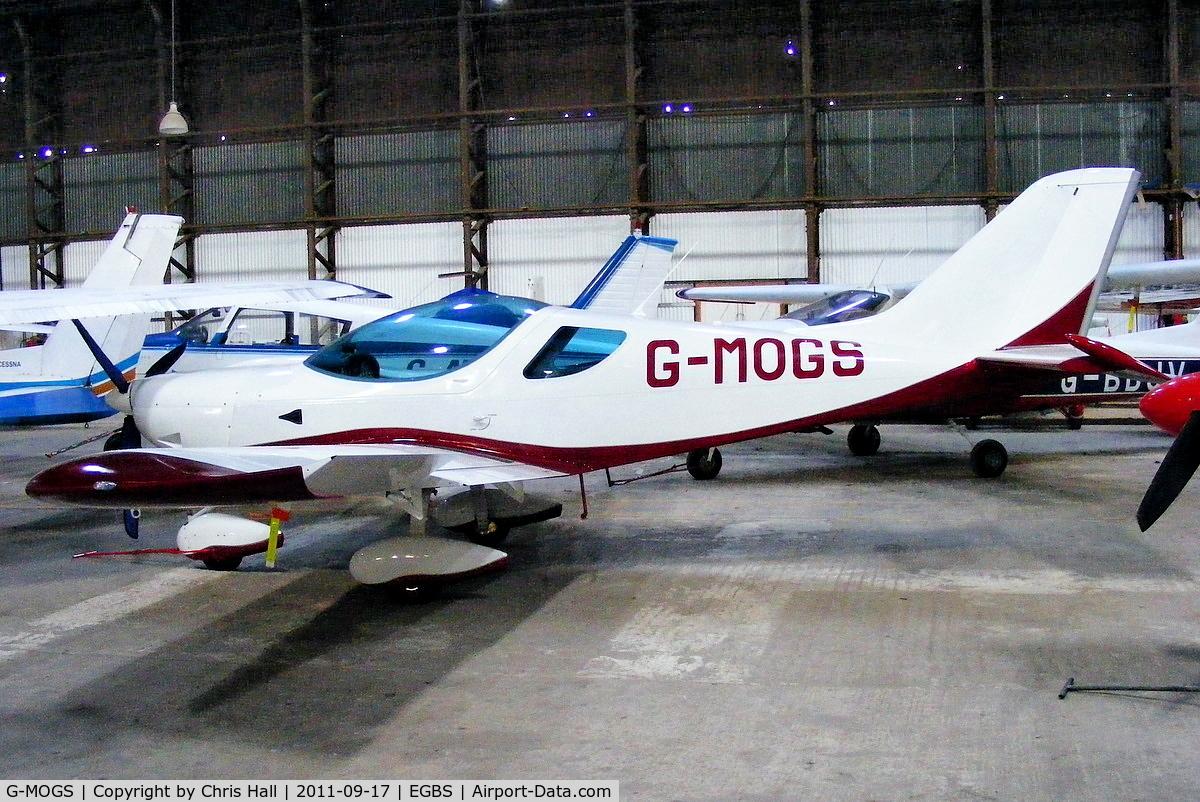 G-MOGS, 2011 CZAW SportCruiser C/N PFA 338-14728, privately owned