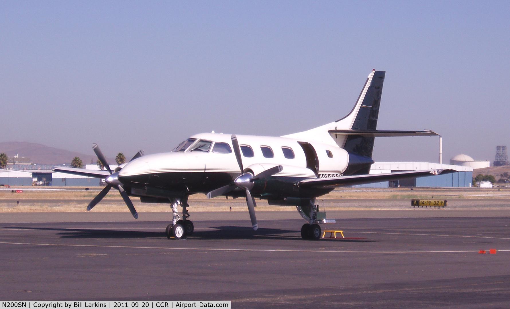 N200SN, 1980 Swearingen SA226-T(B) C/N T-354, Visitor