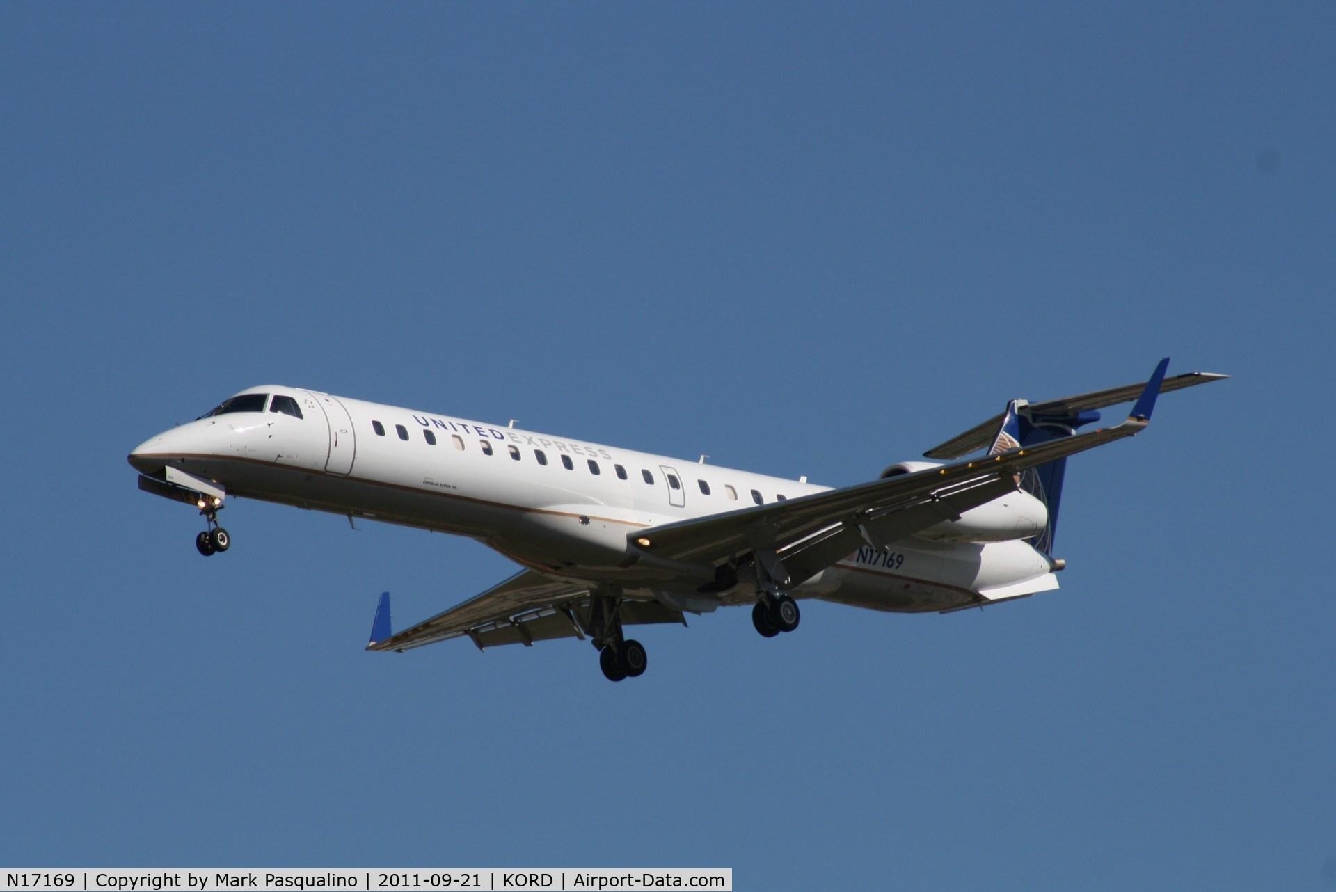 N17169, 2004 Embraer EMB-145XR C/N 14500844, EMB-145XR