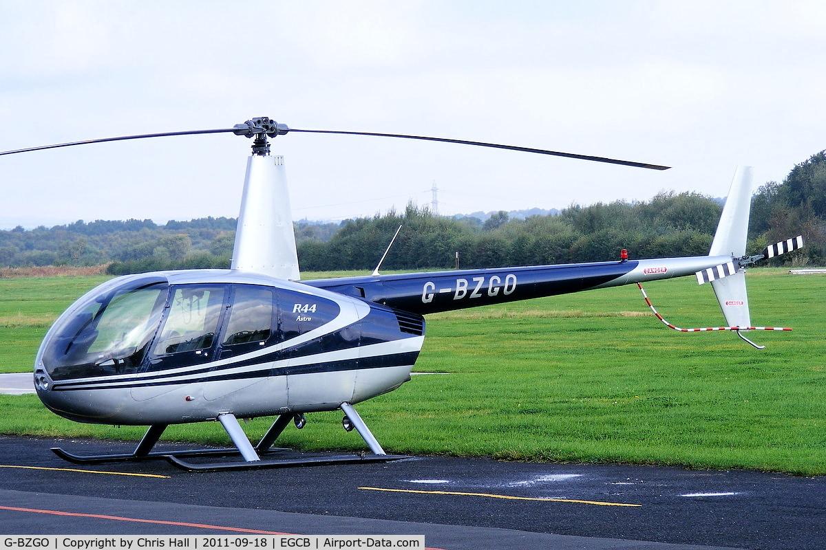 G-BZGO, 2000 Robinson R44 Astro C/N 0757, Flight Academy Ltd