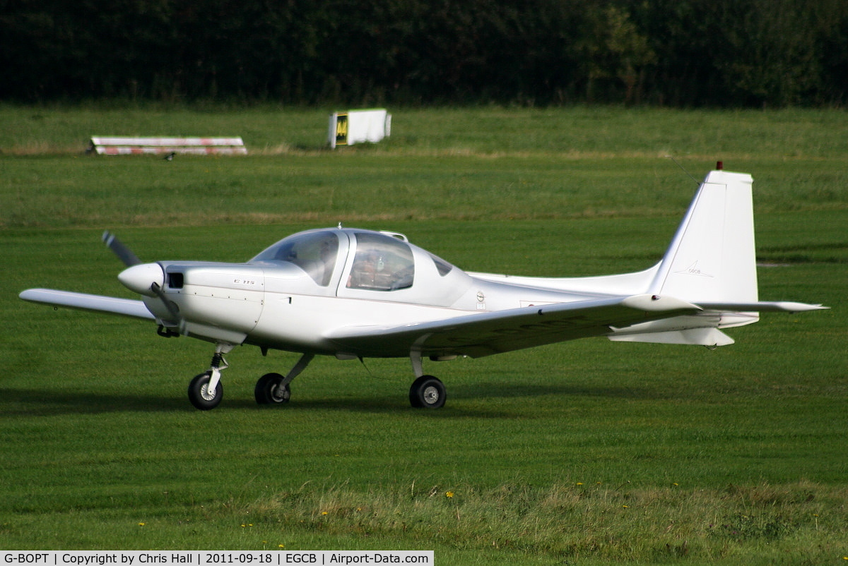 G-BOPT, 1988 Grob G-115 C/N 8046, Lancashire Aero Club