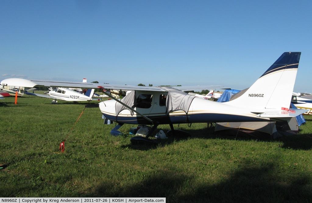 N8960Z, Glastar  C/N 5284, EAA AirVenture 2011