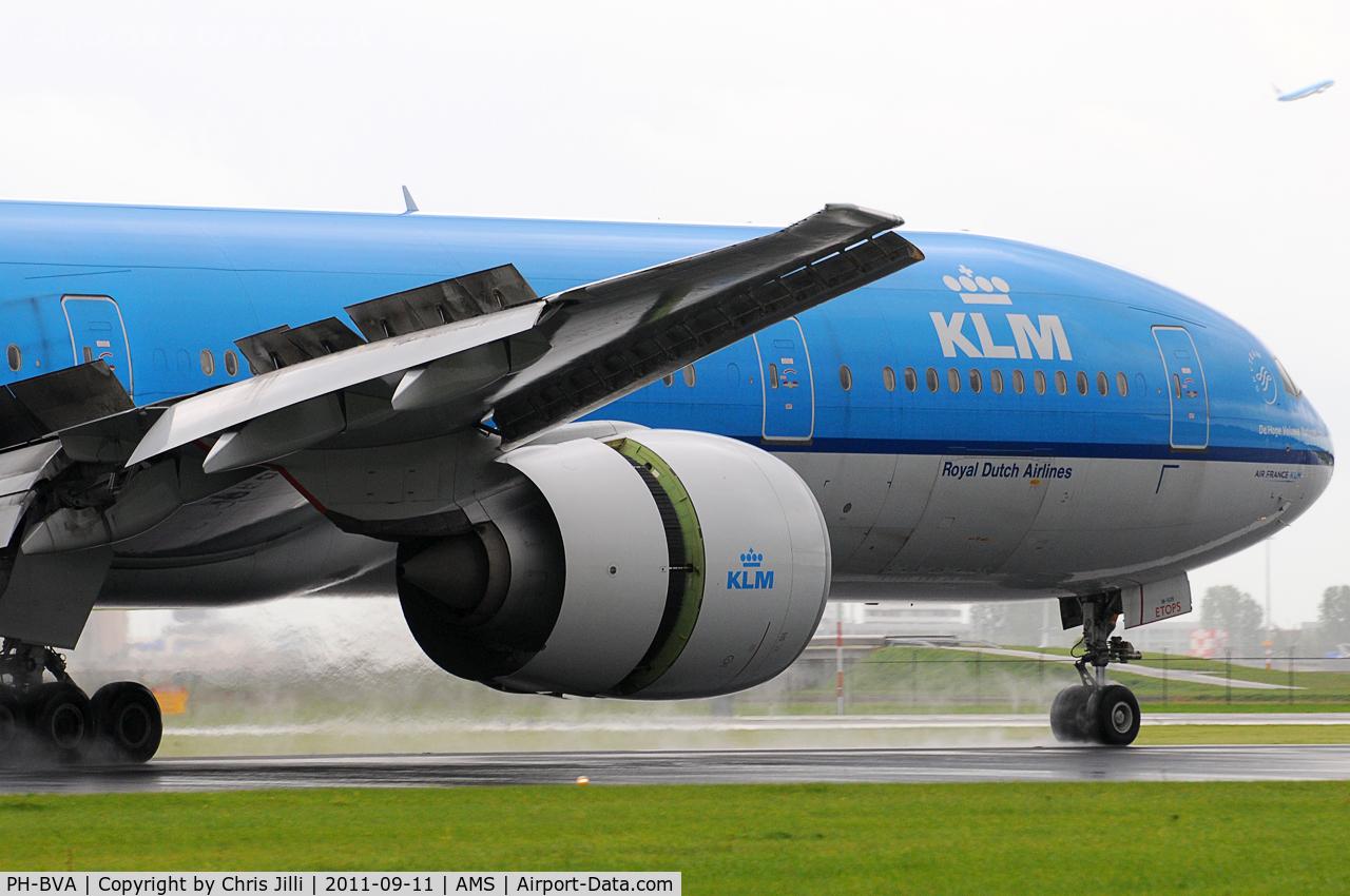 PH-BVA, 2008 Boeing 777-306/ER C/N 35671, KLM