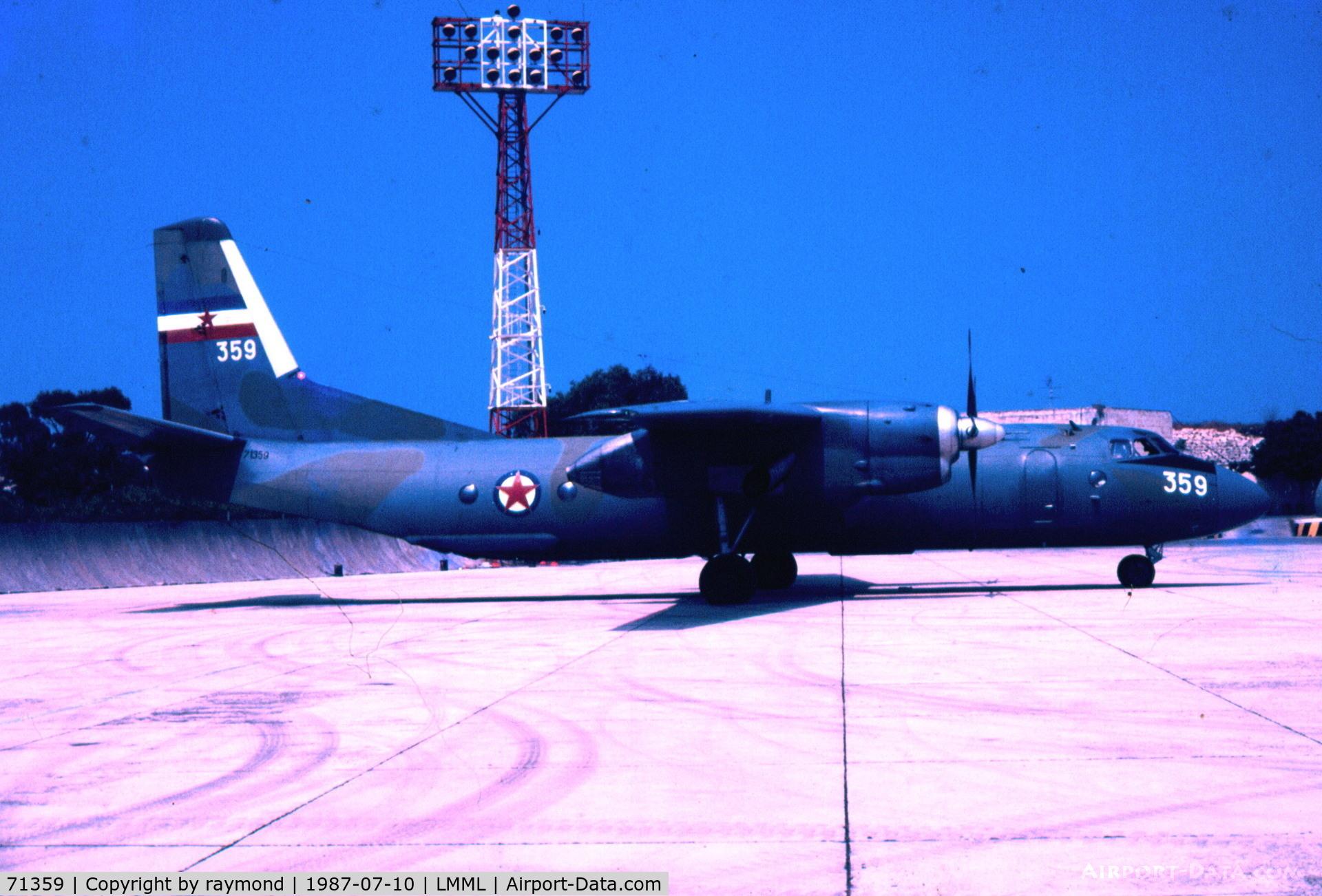 T-70 /An-26/ 679166