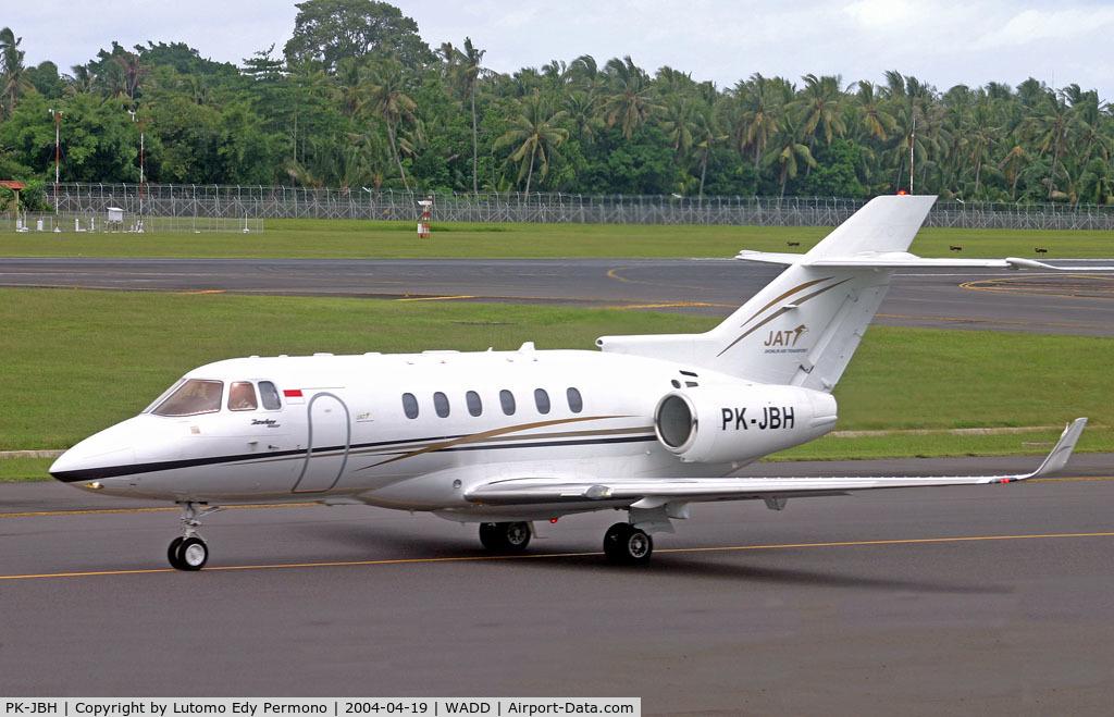 PK-JBH, Beechcraft Hawker 900XP C/N Not found PK-JBH, Johnlin Aircraft Transportation