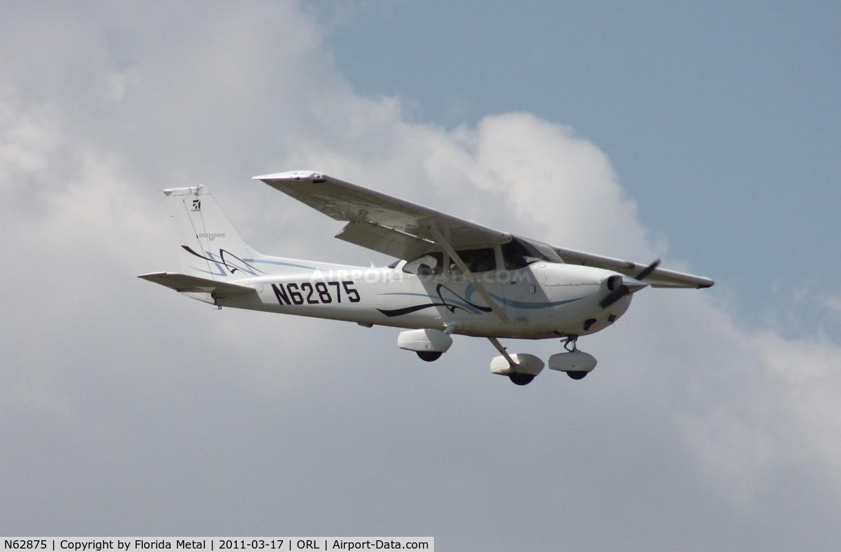 N62875, 2008 Cessna 172S Skyhawk C/N 172S10756, C172S