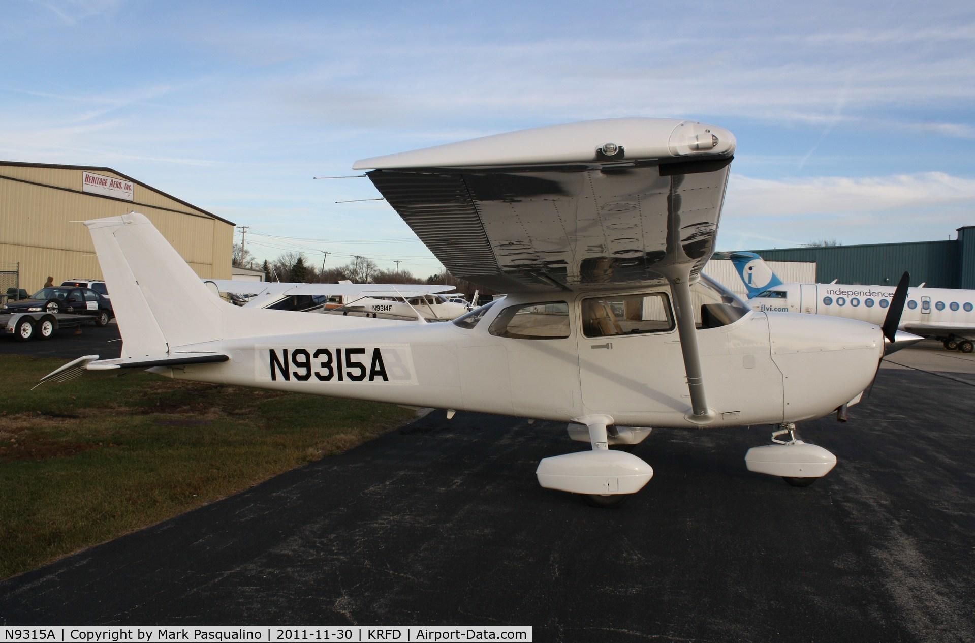 N9315A, 2011 Cessna 172S Skyhawk C/N 172S11145, Cessna 172S