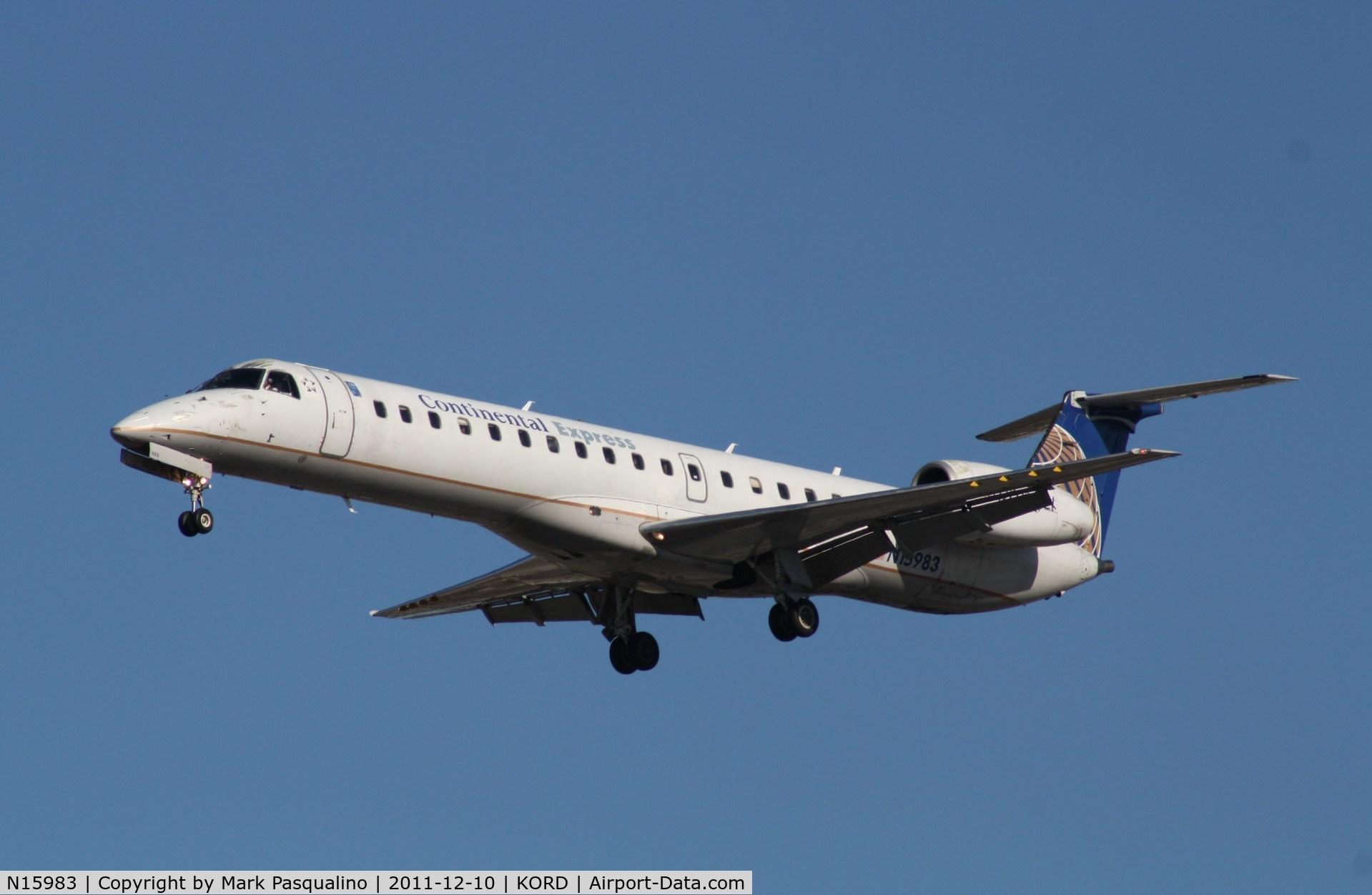 N15983, 2000 Embraer EMB-145LR C/N 145239, EMB-145LR
