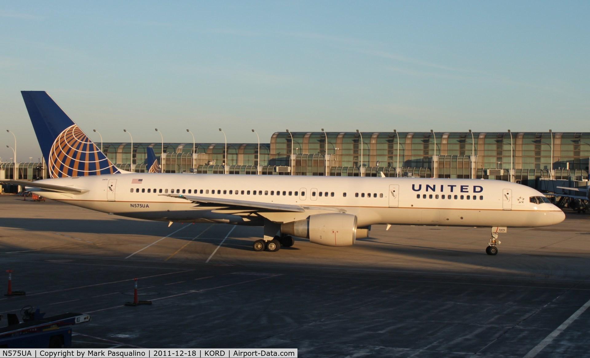 N575UA, 1993 Boeing 757-222 C/N 26689, Boeing 757-200