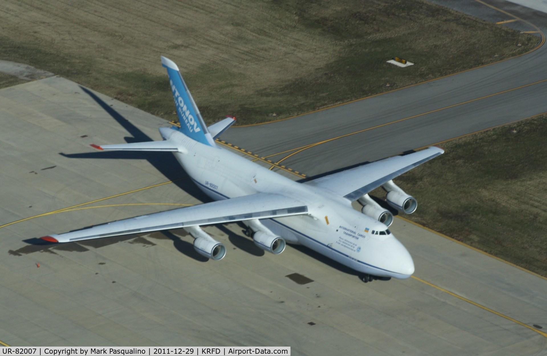 UR-82007, 1986 Antonov An-124-100 Ruslan C/N 19530501005, An-124-100