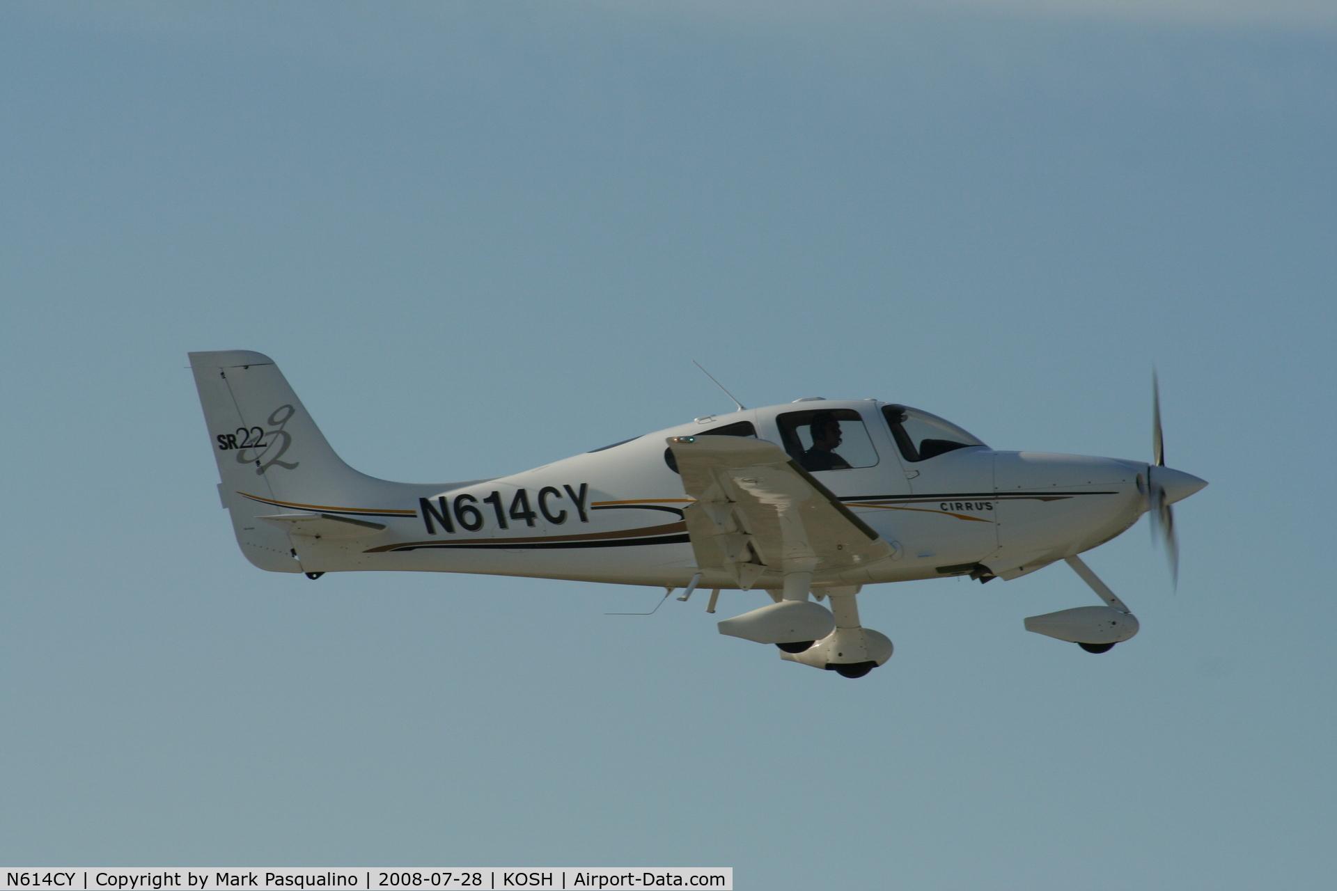 N614CY, 2004 Cirrus SR22 G2 C/N 1050, Cirrus SR22
