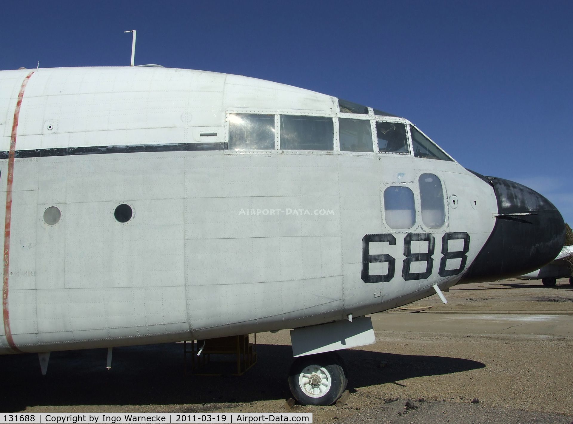 131688, Fairchild C-119F Flying Boxcar C/N 10901, Fairchild C-119F Flying Boxcar at the Pueblo Weisbrod Aircraft Museum, Pueblo CO