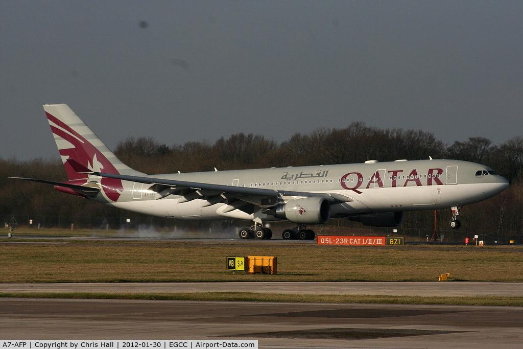 A7-AFP, 2005 Airbus A330-202 C/N 684, Qatar