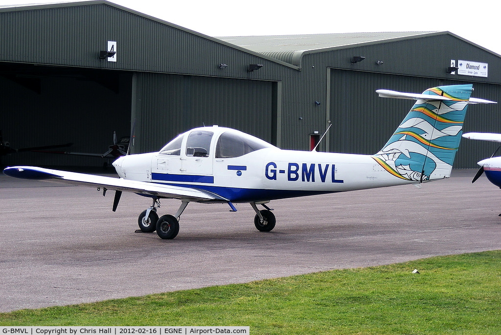 G-BMVL, 1979 Piper PA-38-112 Tomahawk Tomahawk C/N 38-79A0033, Privately owned