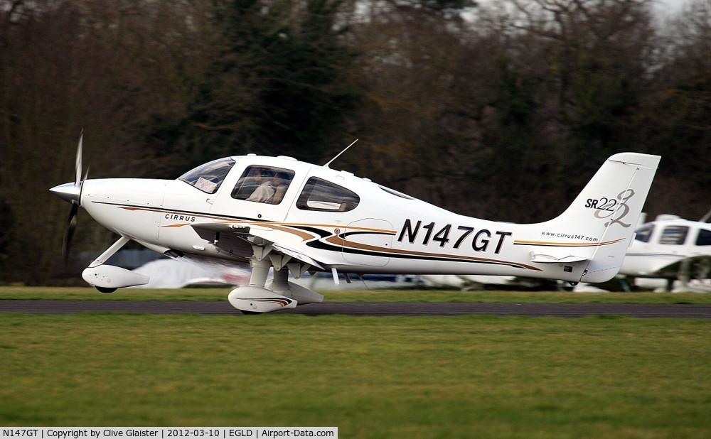 N147GT, 2004 Cirrus SR22 G2 C/N 1069, Based at Denham