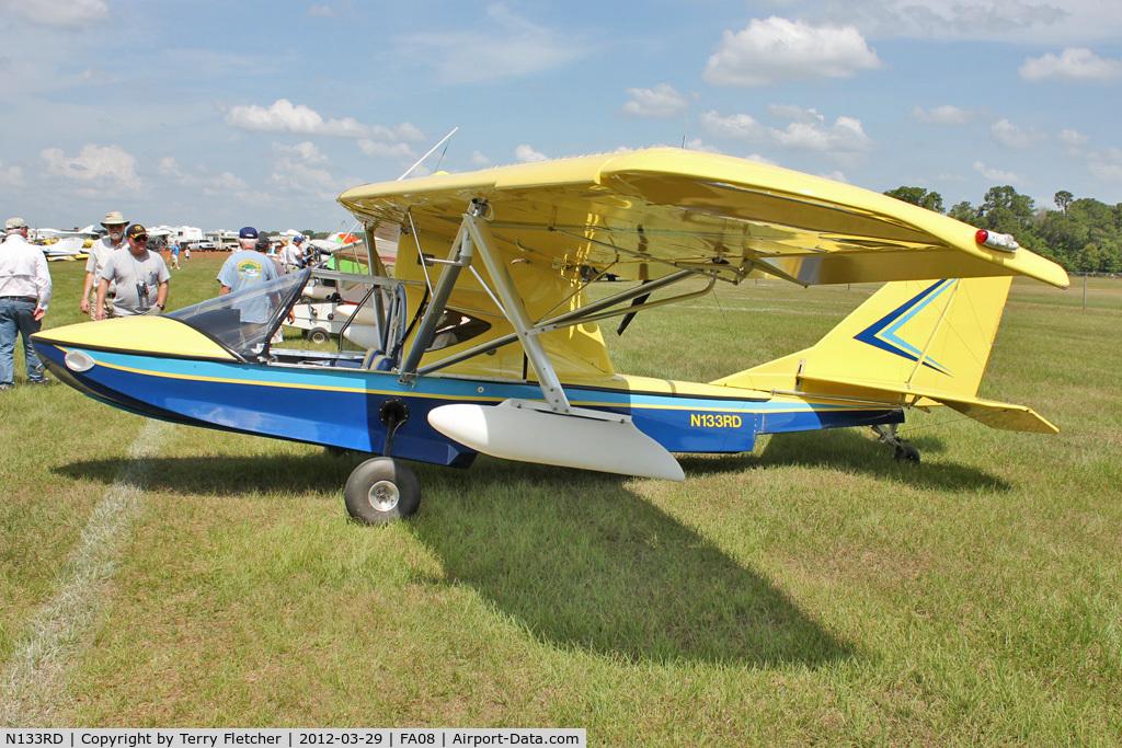 N133RD, 2007 Progressive Aerodyne Searey C/N 1DK396C, at 2012 Sun N Fun Splash-In at Lake Agnes