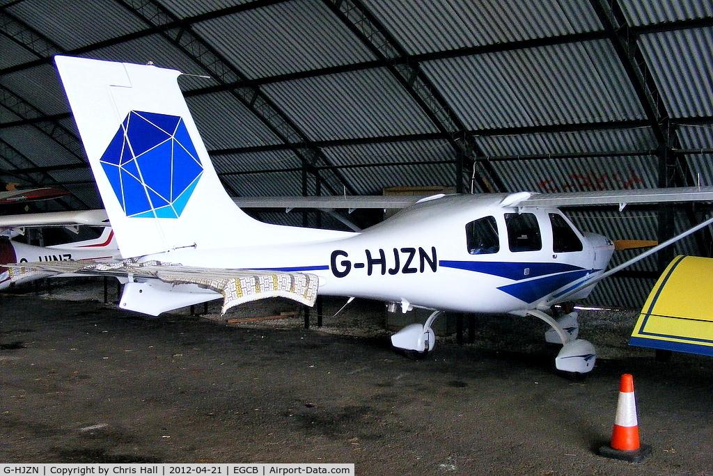 G-HJZN, 2011 Jabiru J430 C/N LAA 336-15049, privately owned