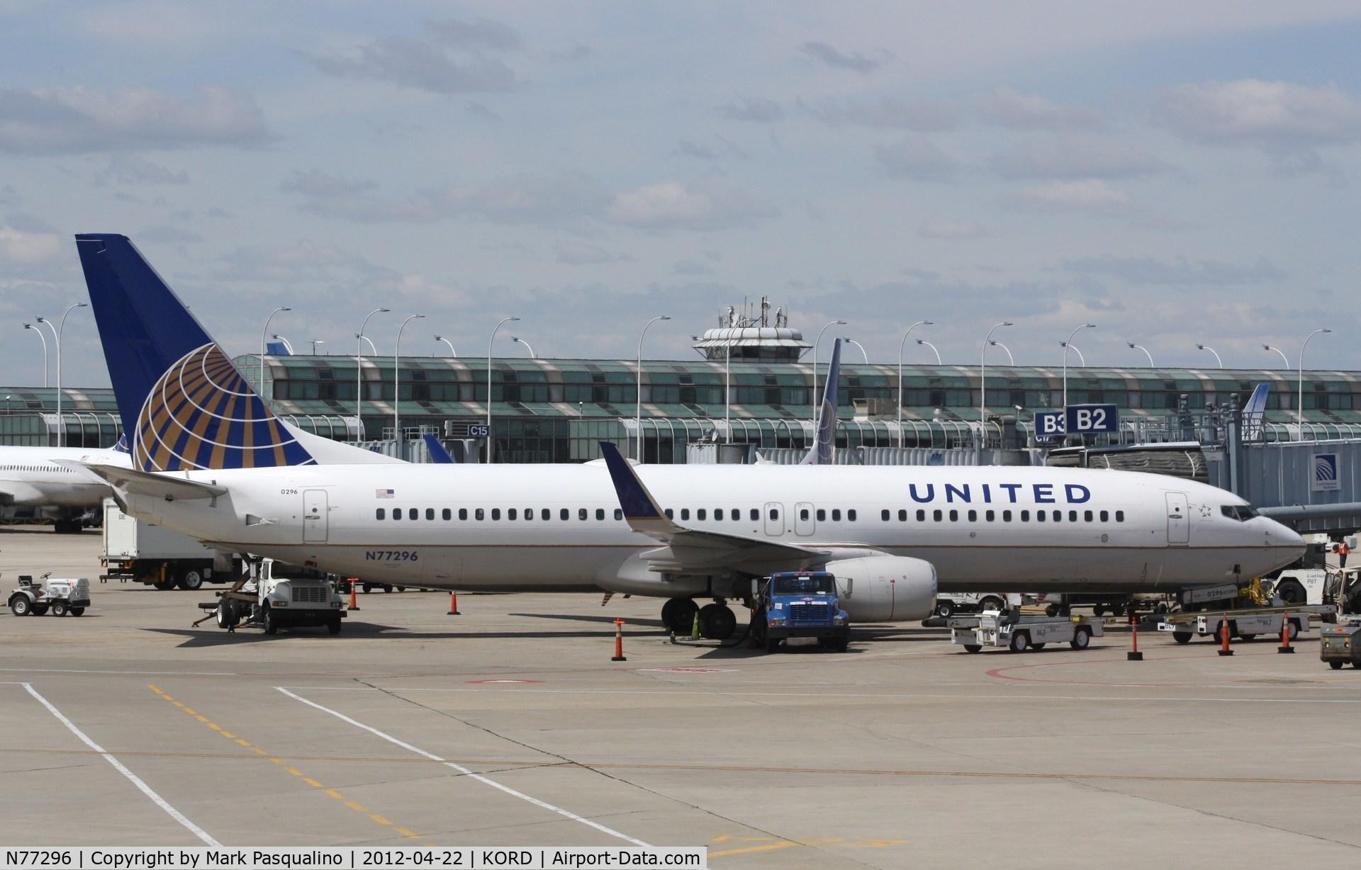 N77296, 2005 Boeing 737-824 C/N 34002, Boeing 737-800
