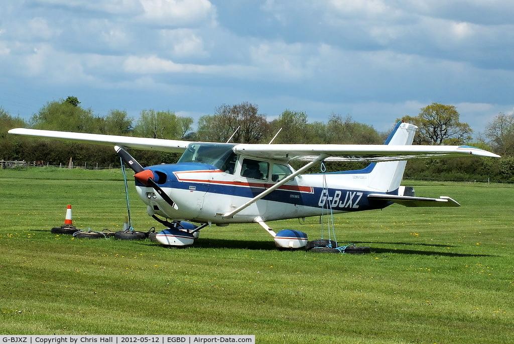 G-BJXZ, 1980 Cessna 172N Skyhawk C/N 172-73039, Derby resident