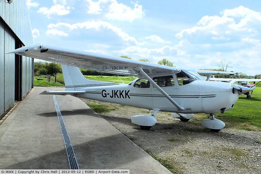 G-JKKK, 2008 Cessna 172S Skyhawk C/N 172S10663, Derby resident