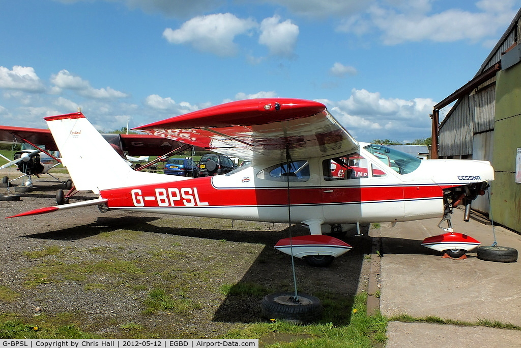 G-BPSL, 1968 Cessna 177 Cardinal C/N 17701138, privately owned