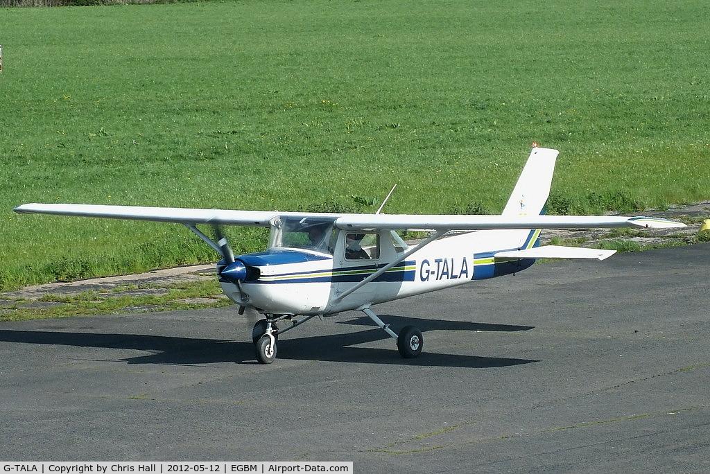 G-TALA, 1981 Cessna 152 C/N 152-85134, Tatenhill Aviation Ltd