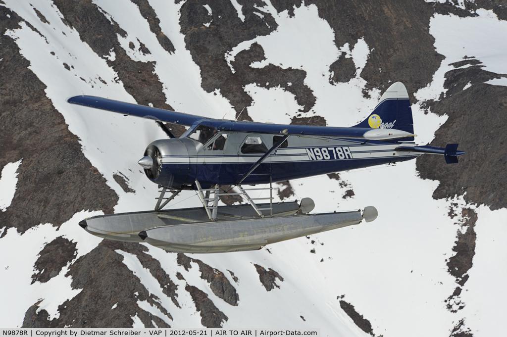N9878R, 1956 De Havilland Canada DHC-2 MK. I(L20A) C/N 1135, Regal Air Dash 2 Otter