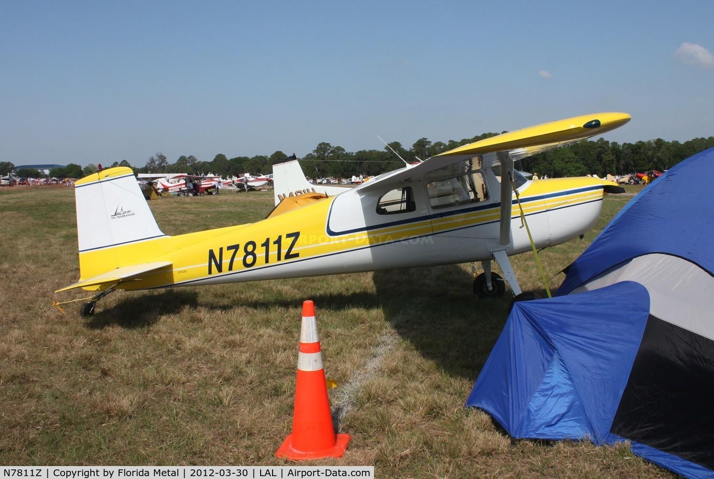N7811Z, 1963 Cessna 150C C/N 15059911, Cessna 150C