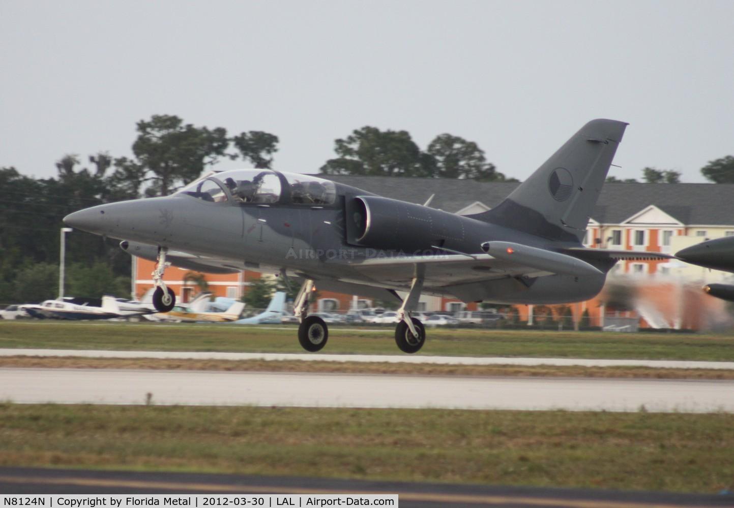 N8124N, 1974 Aero L-39C Albatros C/N 330211, L39 Albatross