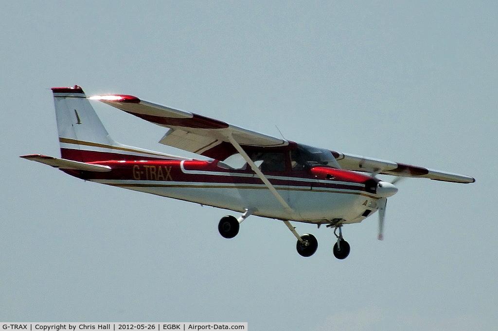 G-TRAX, 1974 Reims F172M C/N 1081, at AeroExpo 2012