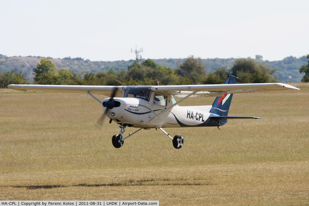 HA-CPL, 1981 Cessna 152 C/N 15285378, Dunakeszi