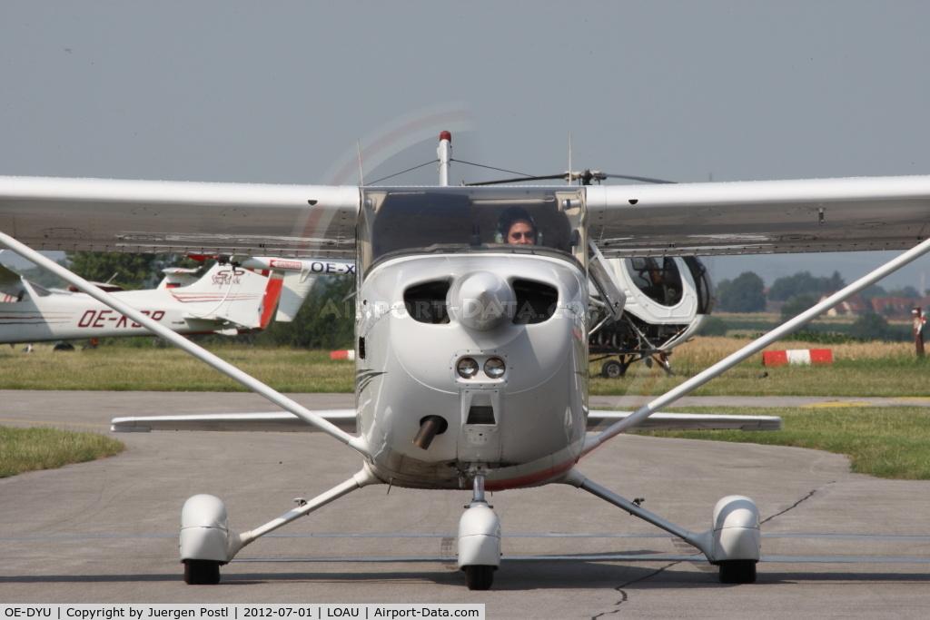 OE-DYU, Reims F172N Skyhawk C/N F172-1883, Reims Aviation F 172