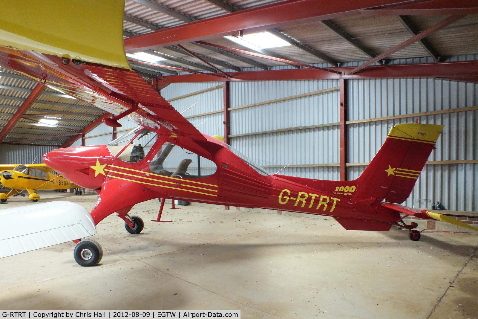 Aircraft G-RTRT (2006 PZL-Okecie PZL-104MA Wilga-2000 C/N
