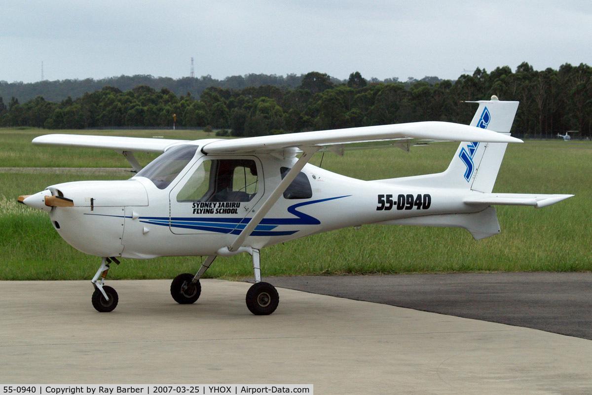 Aircraft 55-0940 (Jabiru LSA 55/2J C/N 0059) Photo by Ray