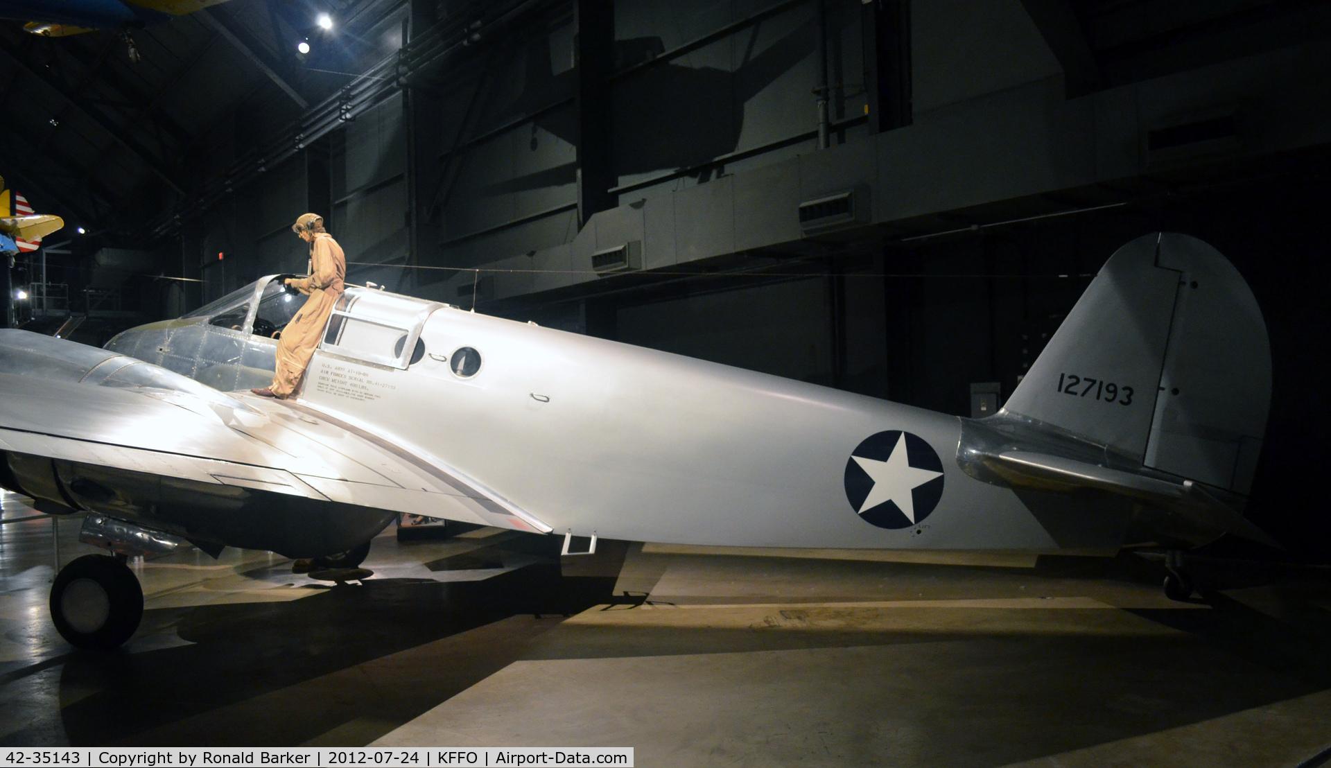 42-35143, 1942 Beech AT-10-GF C/N n/a, AF Museum