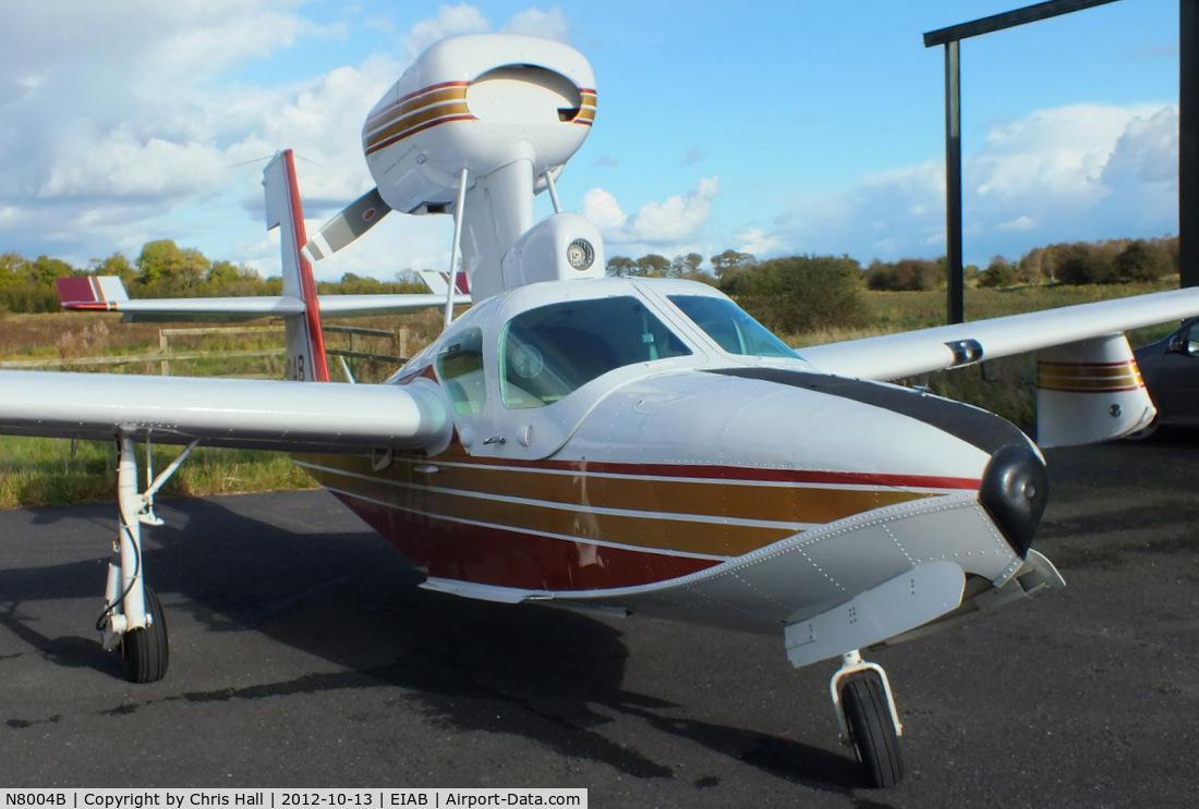 N8004B, 1980 Consolidated Aeronautics Inc. Lake LA-4-200 C/N 1022, at Abbeyshrule Airport, Ireland